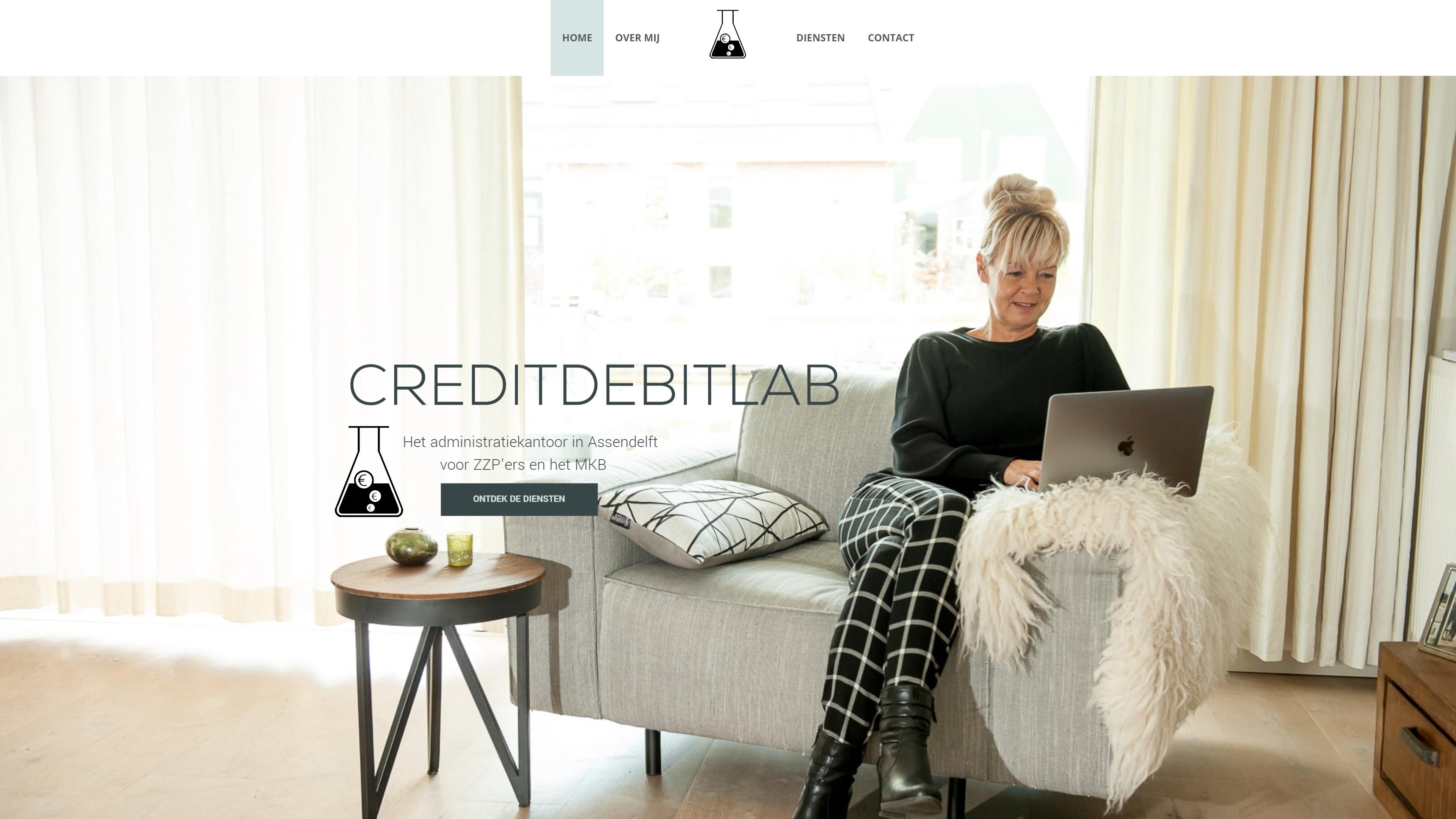 creditdebitlab.nl (WordPress website)