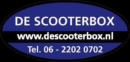 De Scooterbox, webdesign Akersloot
