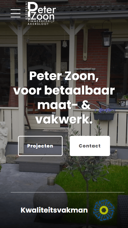 Peter Zoon - After - Mobielweergave