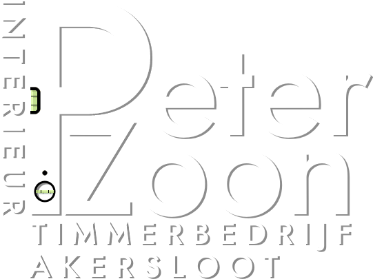 Peter Zoon, webdesign Akersloot
